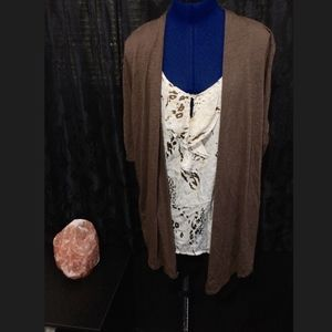 Wrap around blouse